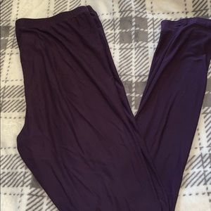 Perfect leggings SO brand size Lg